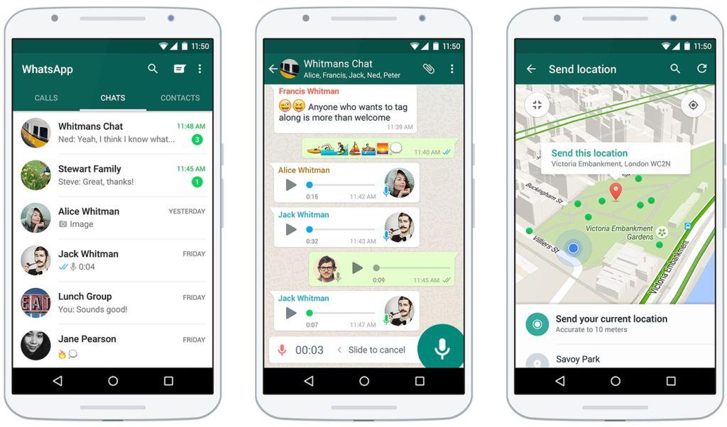 Ahora WhatsApp permite borrar archivos y liberar espacio de manera muy fácil