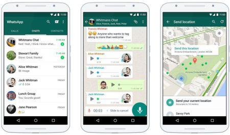WhatsApp Beta para Android añade administrador de almacenamiento