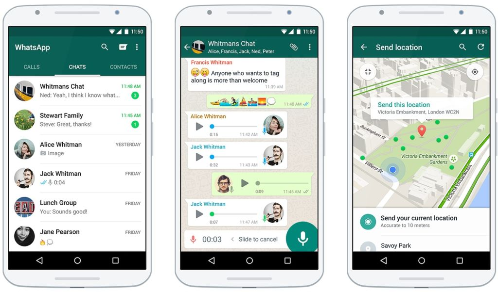 WhatsApp Beta para Android añade administrador de almacenamiento - whatsapp-android