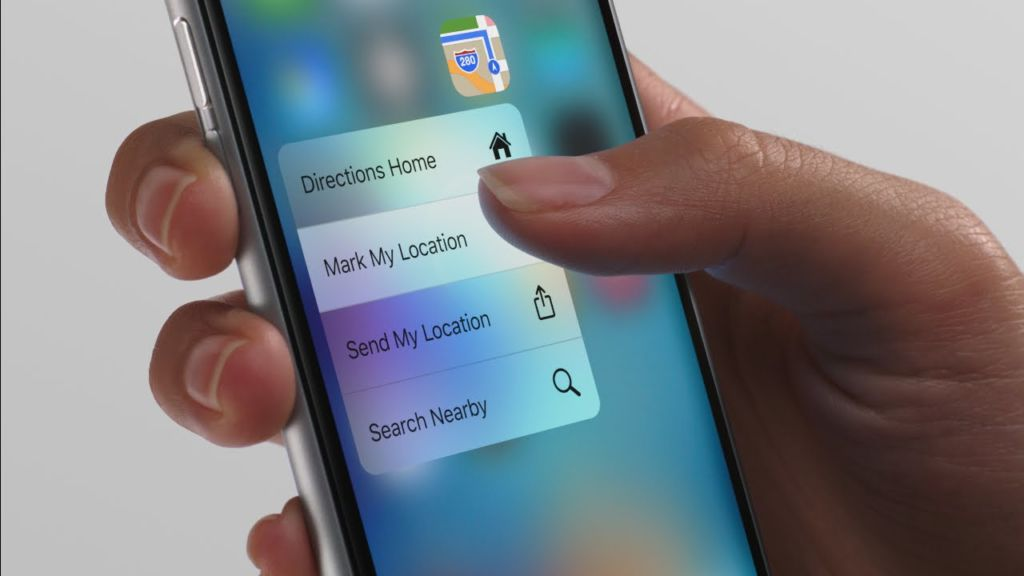 Qualcomm busca bloquear la manufactura y venta del iPhone en China por supuesta violación de patentes - apple-iphone-3d-touch-qualcomm-lawsuit