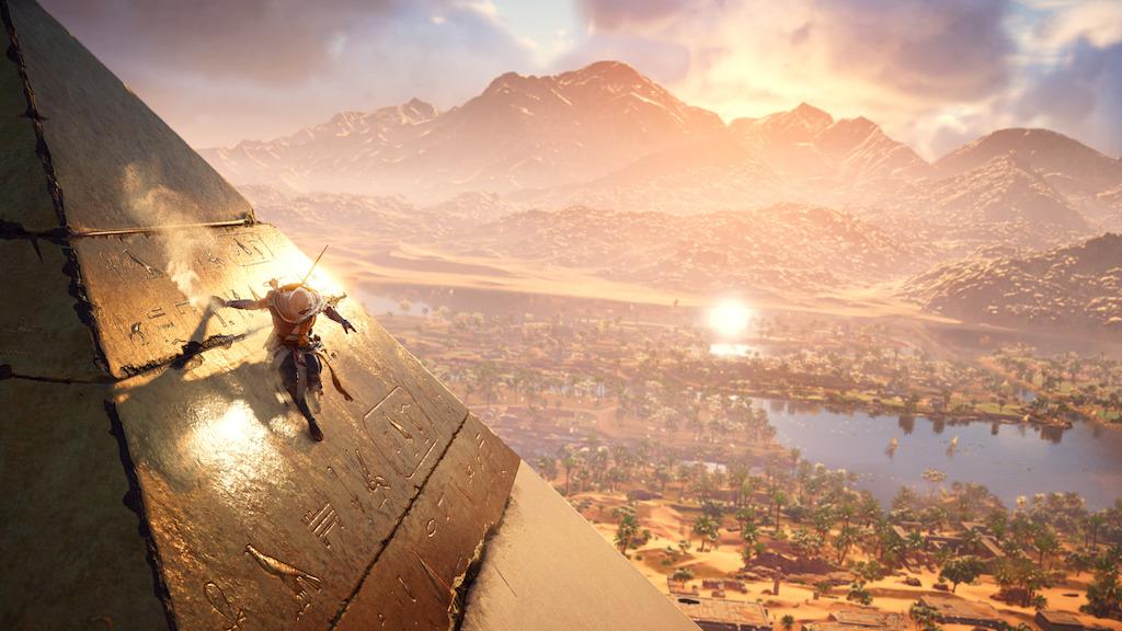 Tráiler de lanzamiento de Assassin's CreedOrigins - assassins-creed-origins-1