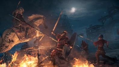 Tráiler de lanzamiento de Assassin's CreedOrigins - assassins-creed-origins-3