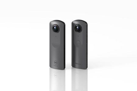 Nueva Ricoh Theta V, la cámara que graba videos 360° 4K ¡llega a México!