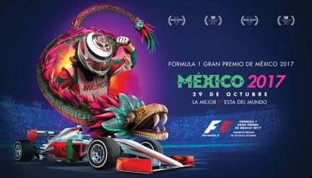 Carrera de la Formula 1 en México 2017 por internet