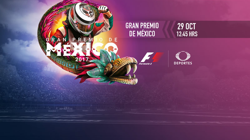 Carrera de la Formula 1 en México 2017 por internet - carrera-premio-de-mexico-2017-televisa-800x449