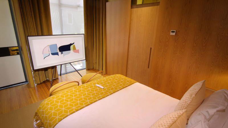 """Samsung inaugura """"Casa Samsung"""", el hogar inteligente - casa-samsung_cuarto-amarillo-800x449"""