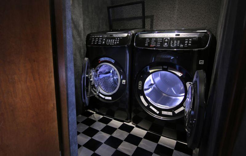 casa samsung cuarto de lavado 800x510 Samsung inaugura Casa Samsung, el hogar inteligente