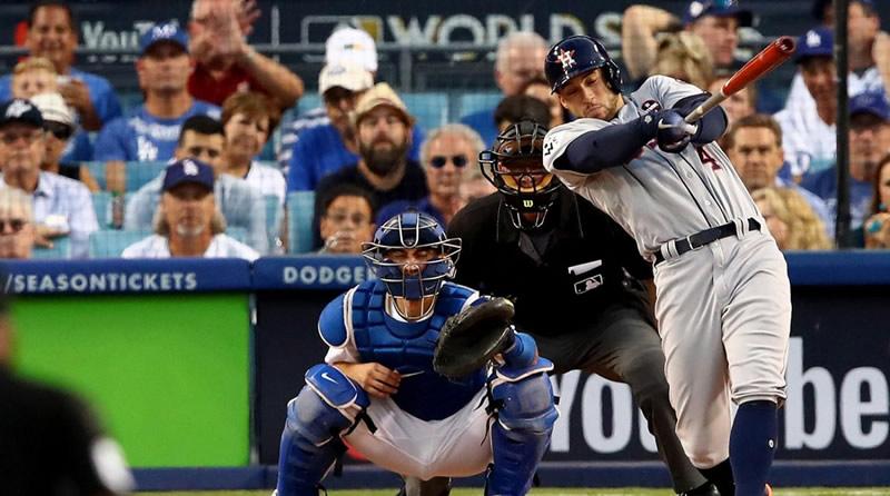Dodgers vs Astros: Juego 5 Serie Mundial 2017 MLB   Resultado: 12-13 - dodgers-vs-astros-juego-5-serie-mundial-2017-800x446