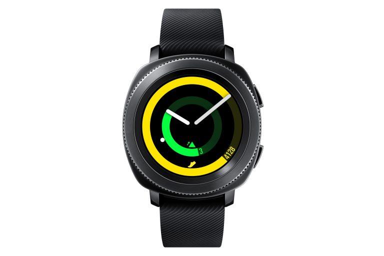 Nuevos wearables Samsung: Gear Sport, Gear Fit2 Pro y Gear Icon X ¡Ya disponibles en México! - gear-sport-black-samsung