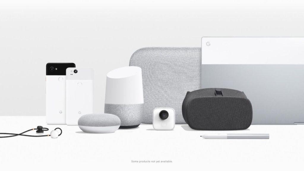 Google demuestra que también puede ser una empresa de hardware con sus nuevos dispositivos - google-2017-products
