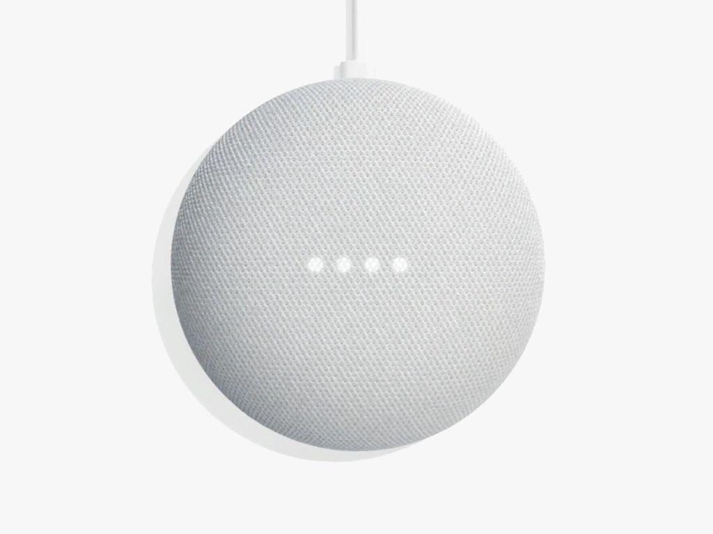 Google desactiva permanentemente las características táctiles del Home Mini - google-home-mini-listening