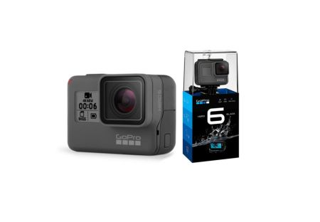 La nueva GoPro HERO 6 4k Black ¡ya disponible en Linio.cl!