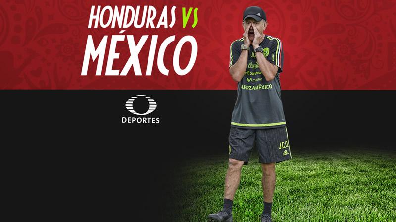 honduras vs mexico hexagonal 2017 800x449 México vs Honduras, cierre del Hexagonal 2017 | Resultado: 2 3