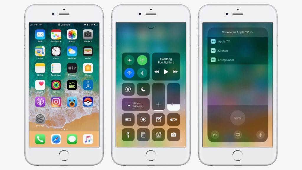 ios 11 iphone iOS 11.0.2 llega para corregir errores en el iPhone 8