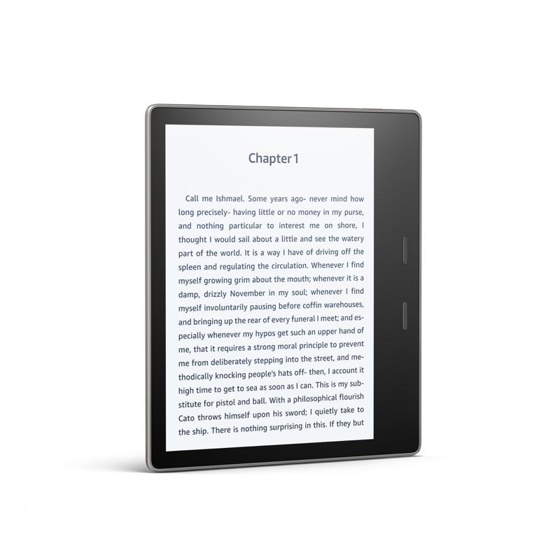 Nuevo Kindle Oasis: con una pantalla de 7 pulgadas y resistente al agua - kindle-oasis