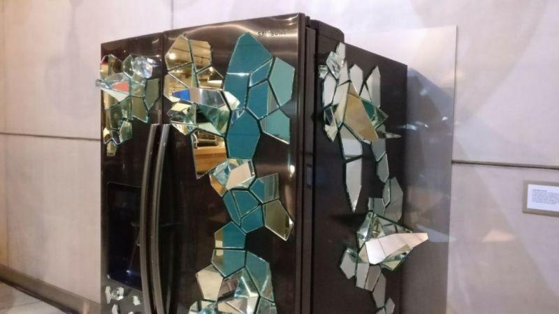 lienzonegro 3 800x450 Samsung crea Lienzo Negro un espacio que muestra el vínculo entre arte y tecnología