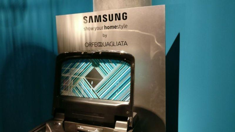 lienzonegro 4 800x450 Samsung crea Lienzo Negro un espacio que muestra el vínculo entre arte y tecnología
