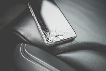 Lista de los accidentes más comunes de los smartphones y dónde ocurren