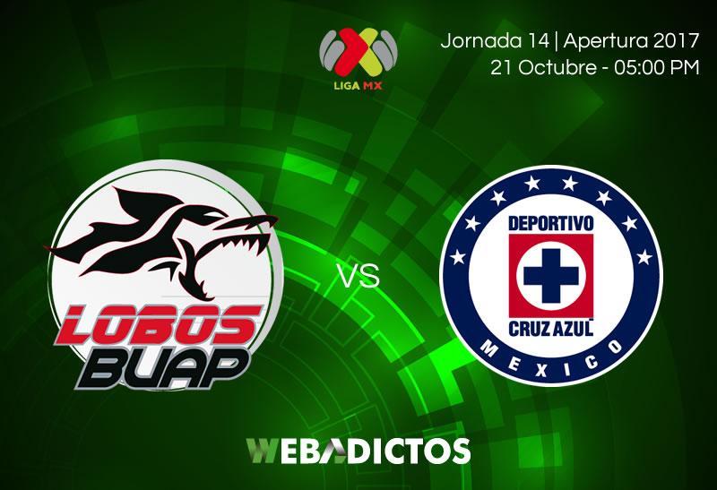 Lobos BUAP vs Cruz Azul, Jornada 14 Apertura 2017 | Resultado: 3-0 - lobos-buap-vs-cruz-azul-jornada-14-apertura-2017-800x547
