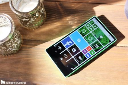 Este es el smartphone Microsoft Lumia todo pantalla que nunca vio la luz