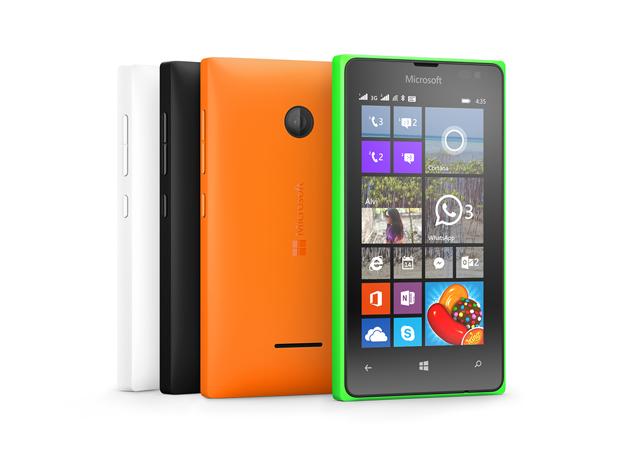 Este es el smartphone Microsoft Lumia todo pantalla que nunca vio la luz - lumia435