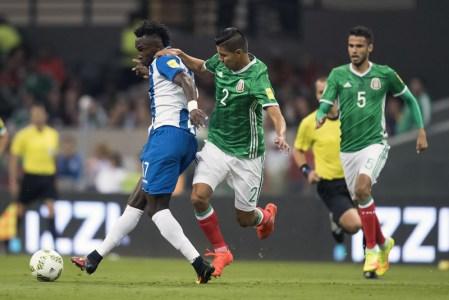 México vs Honduras, cierre del Hexagonal 2017 | Resultado: 2-3