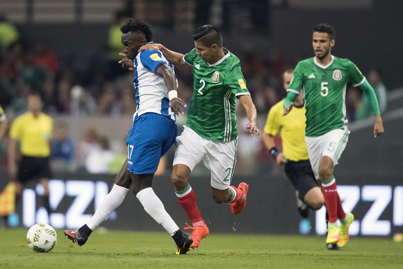 México vs Honduras, cierre del Hexagonal 2017 | Resultado: 2-3 - mexico-vs-honduras-octubre-2017-800x534