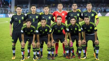 México vs Inglaterra, Mundial Sub 17 India 2017 | Resultado: 2-3