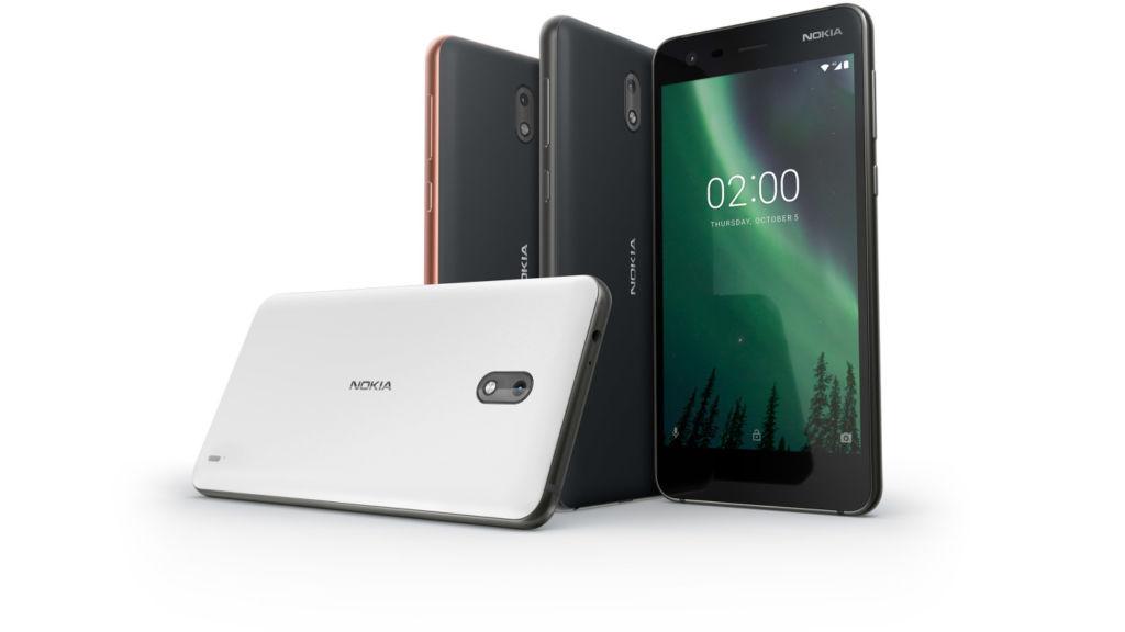 HMD Global presenta al Nokia 2, su primer equipo Android de gama baja - nokia-2-colors