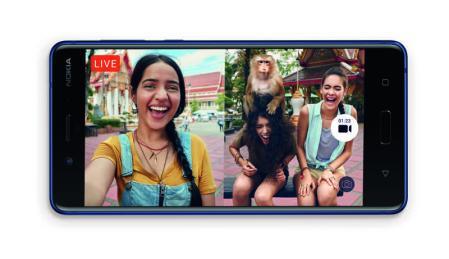 Nokia 8 ¡ya disponible para preventa en México!
