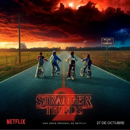 Netflix lanza video exclusivo de Stranger Things 2