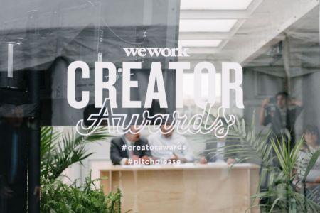 Premios Creator Awards de WeWork seguirán buscando ideas hasta enero de 2018