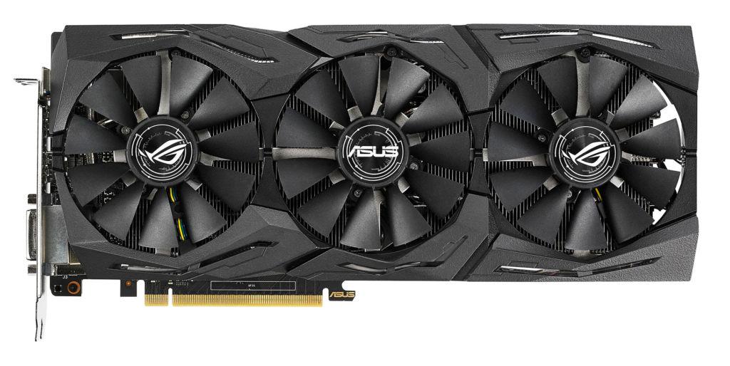 ASUS anuncia la serie de tarjetas de Video Gaming GeForce GTX 1070 Ti - rog-strix-geforce-gtx-1070-ti-series