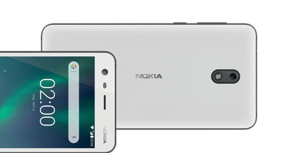 Nokia 2: bueno, bonito y barato