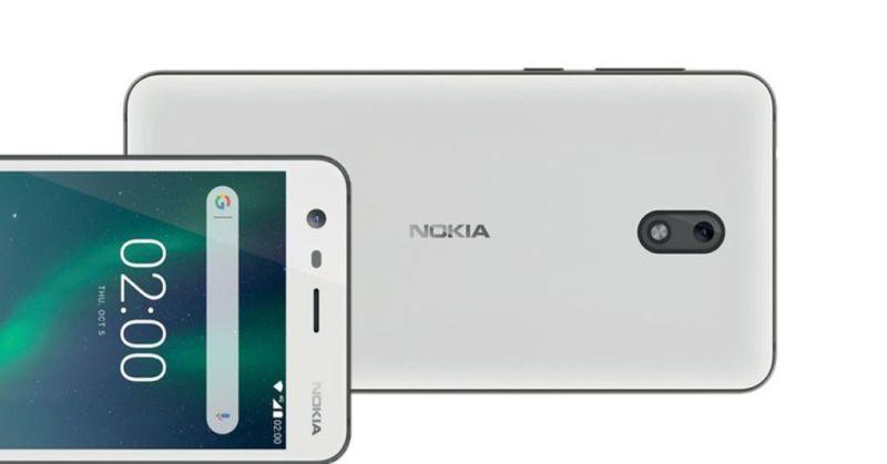 Estas son las características de Nokia 2, el smartphone de gama baja finlandés - white-nokia-2