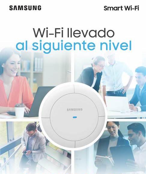 Samsung presenta redes inalámbricas para ambientes empresariales - wifi-para-ambientes-empresariales