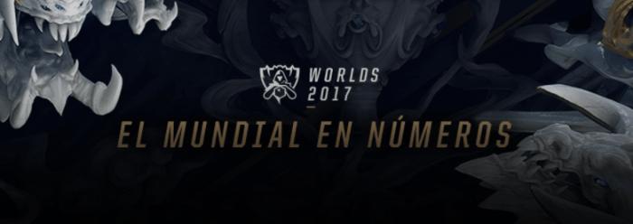 Campeonato mundial de League of Legends: El Mundial en Números - worlds-2017-el-mundial-en-numeros