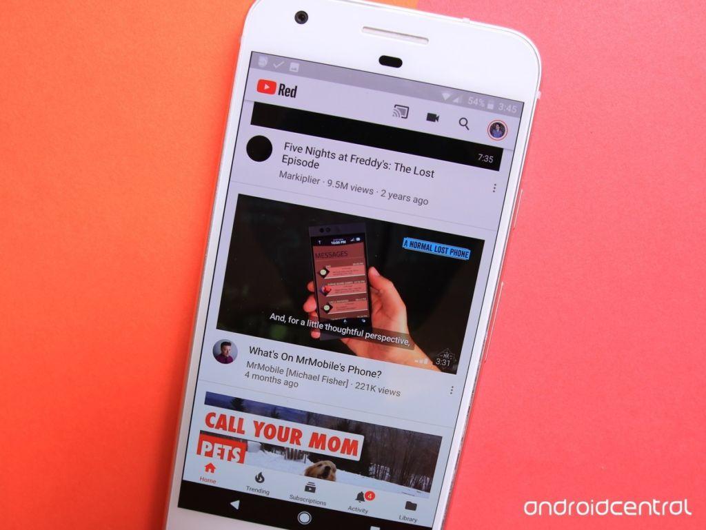 YouTube para Android añade auto-reproducción de vídeos - youtube-app-autoplay