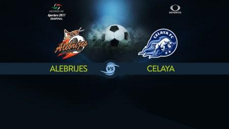 Alebrijes vs Celaya, Semifinal Ascenso MX A2017 | Resultado: 1-0