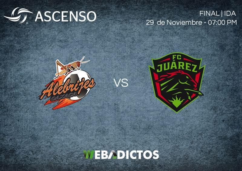 Alebrijes vs Juárez, Final del Ascenso MX A2017 | Ida | Resultado: 1-0 - alebrijes-vs-juarez-final-ascenso-mx-apertura-2017-800x566