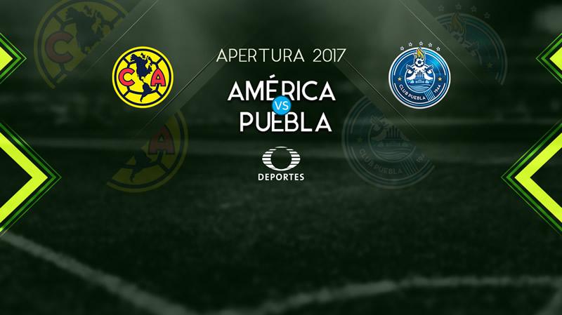 América vs Puebla, 4 de noviembre en el A2017 | Resultado: 1-1 - america-vs-puebla-internet-apertura-2017-800x449