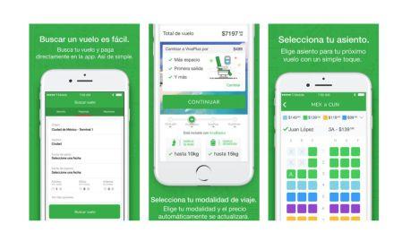 VivaApp, la app de Viva Aerobus para android y iOS