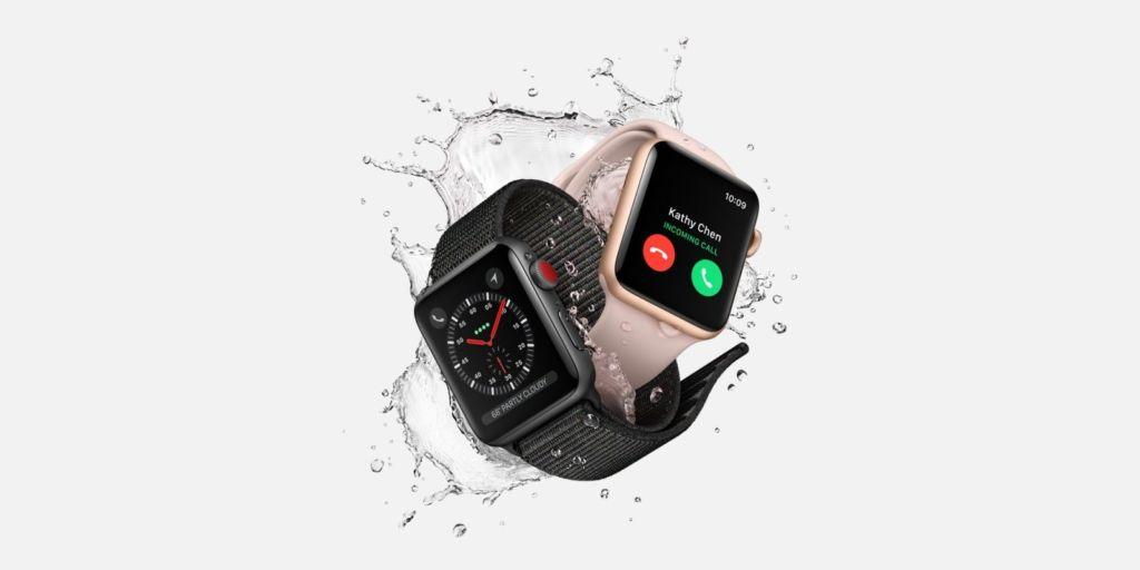 El Apple Watch se corona como el rey de los smartwatches del tercer trimestre del 2017 - apple-watch-lte