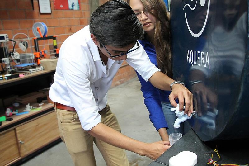 Mexicanos logran obtener agua de la humedad en comunidades y necesitan tu apoyo - aquera-obtener-agua-de-humedad-800x533