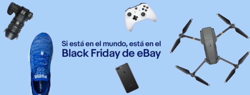 Black Friday en eBay: increíbles descuentos ¡Aprovecha! - blackfriday-en-ebay-800x305