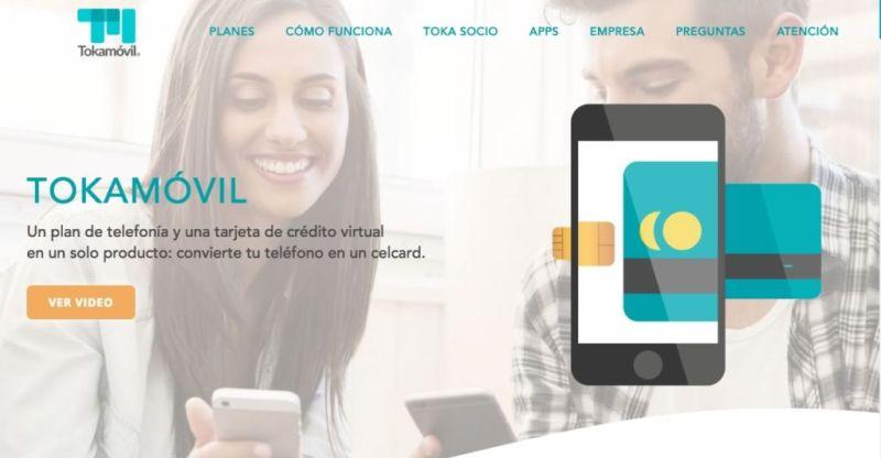 Celcard, una tarjeta de crédito virtual lanzada por Tokamóvil - celcard-tokamovil-800x416