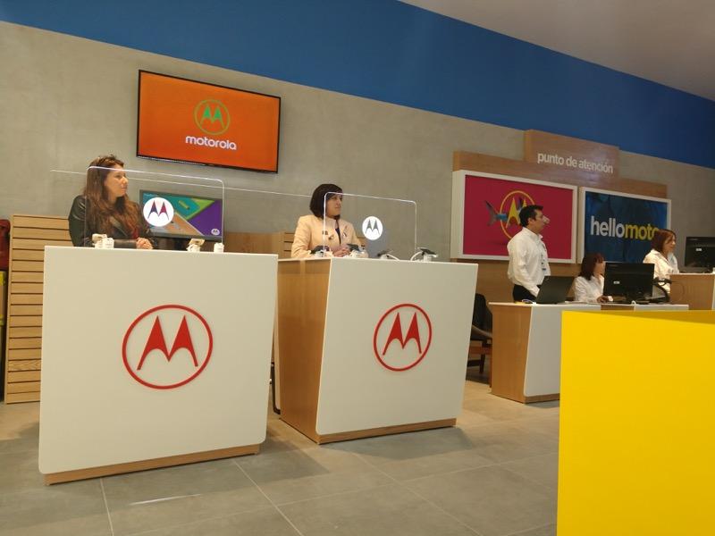 centro de servicio flagship motorola 1 Motorola abre en la CDMX el primer Centro de Servicio Flagship