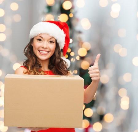 Lo que todo comprador inteligente sigue para anticipar sus compras navideñas - compradora-en-linea-450x430