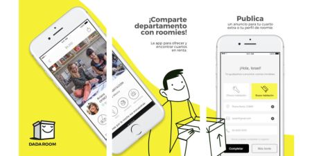 DadaRoom.com lanza nueva app para conectar a roomies en Latinoamérica