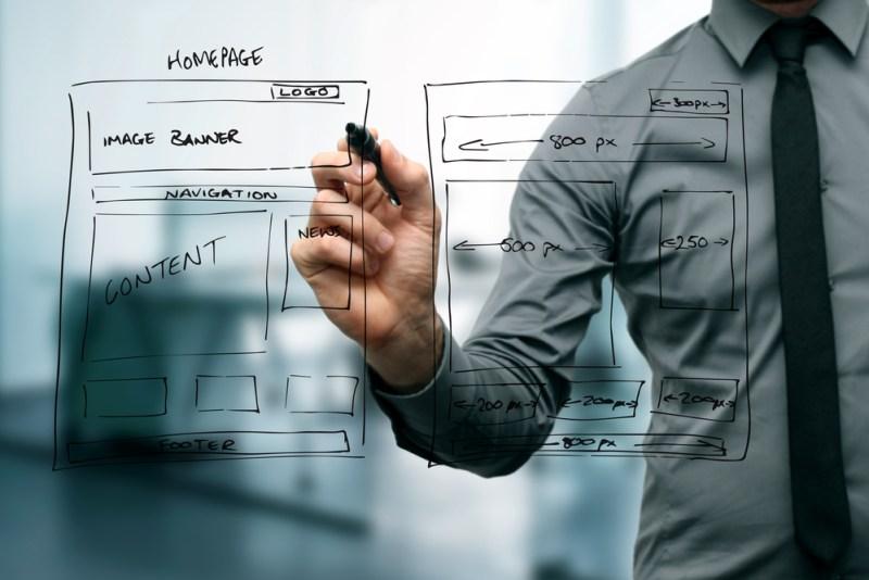 Estudio revela un crecimiento en el sector de desarrollo y diseño web - desarrollo-y-disencc83o-web-800x534